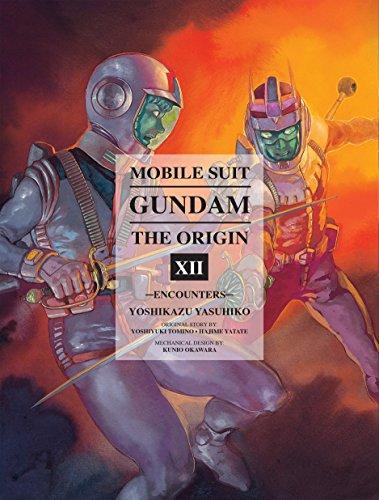 Mobile Suit Gundam: The Origin Volume 12 By Yoshikazu Yasuhiko