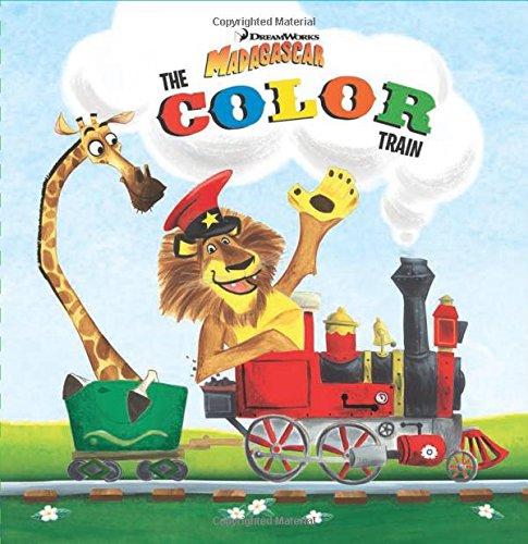 The Color Train: Madagascar By M. Boyd