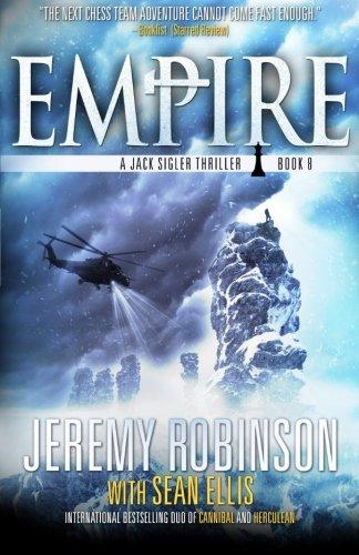 Empire By Jeremy Robinson