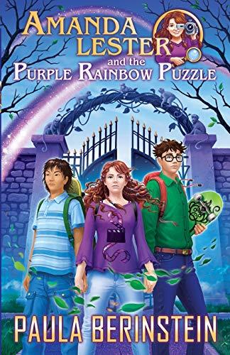 Amanda Lester and the Purple Rainbow Puzzle By Paula Berinstein
