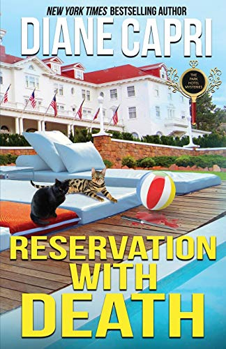 Reservation with Death By Diane Capri
