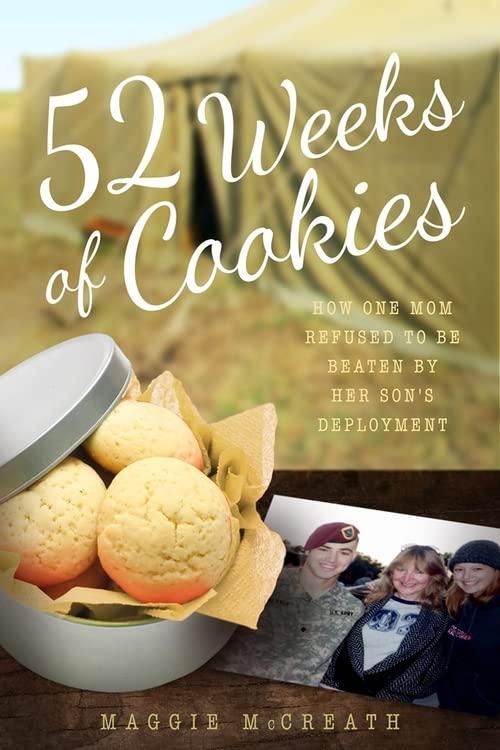52 Weeks of Cookies By Maggie McCreath