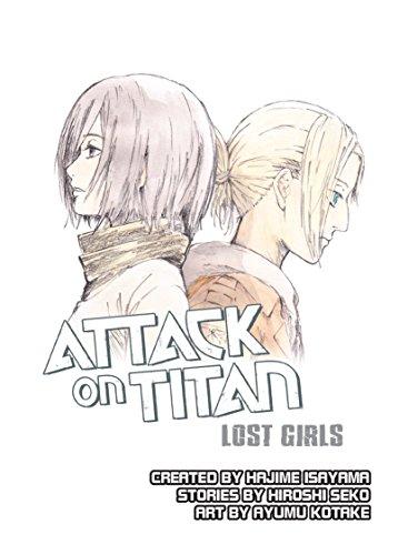 Attack On Titan: Lost Girls By Hajime Isayama