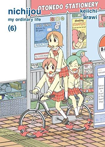 Nichijou Volume 6 By Keiichi Arawi