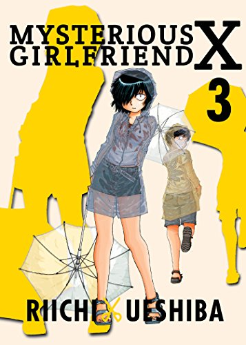 Mysterious Girlfriend X Volume 3 By Riichi Ueshiba