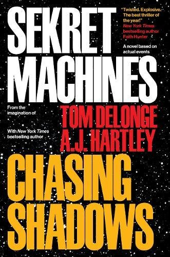 Sekret Machines By Tom J. Delonge