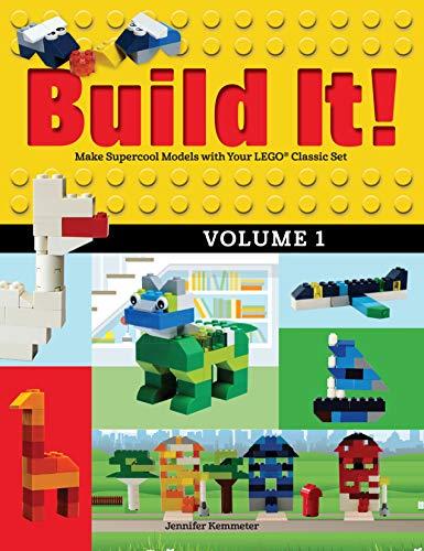 Build It! Volume 1 By Jennifer Kemmeter