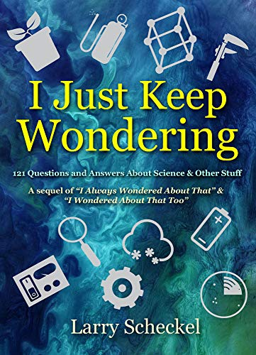 I Just Keep Wondering By Larry Scheckel