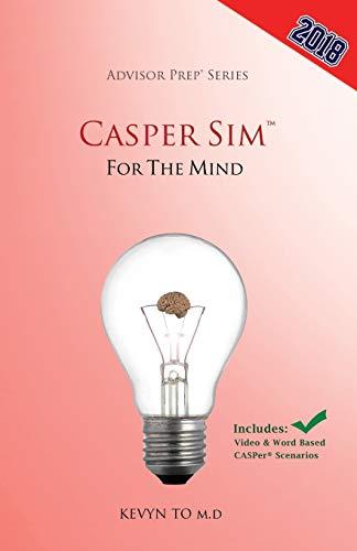 CASPer SIM for the Mind By Advisor Prep Ape