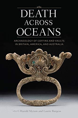 Death Across Oceans By Harold Mytum (Harold Mytum)