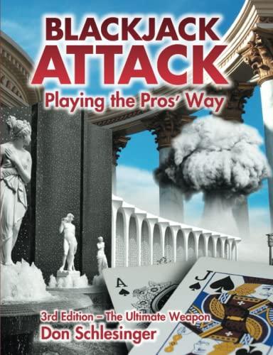 Blackjack Attack By Don Schlesinger
