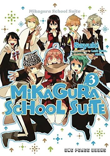Mikagura School Suite Vol. 2: The Manga Companion By Last Note