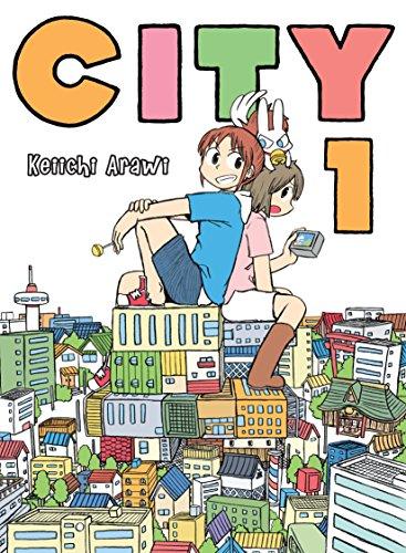 City 1 By Keiichi Arawi