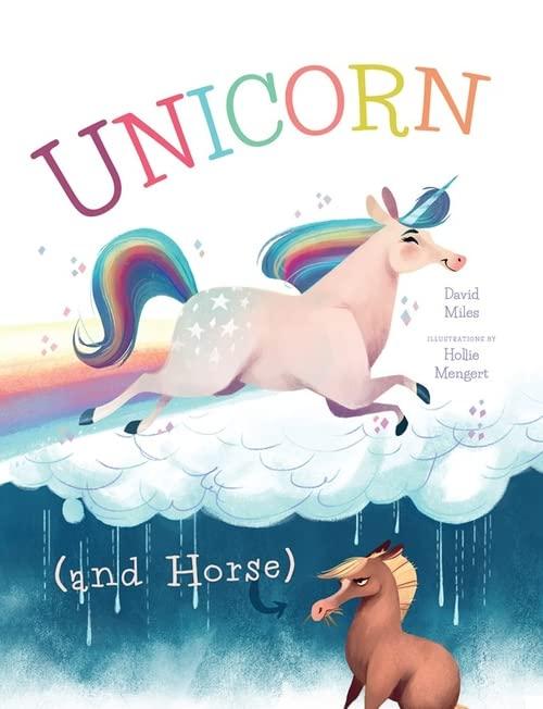 Unicorn (and Horse) von David W Miles