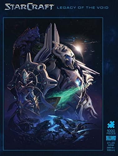 StarCraft: Legacy of the Void Puzzle von Blizzard Entertainment