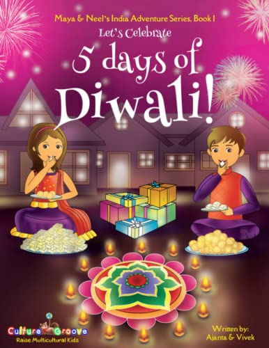 Let's Celebrate 5 Days of Diwali| By Ajanta Kumar, Vivek Chakraborty