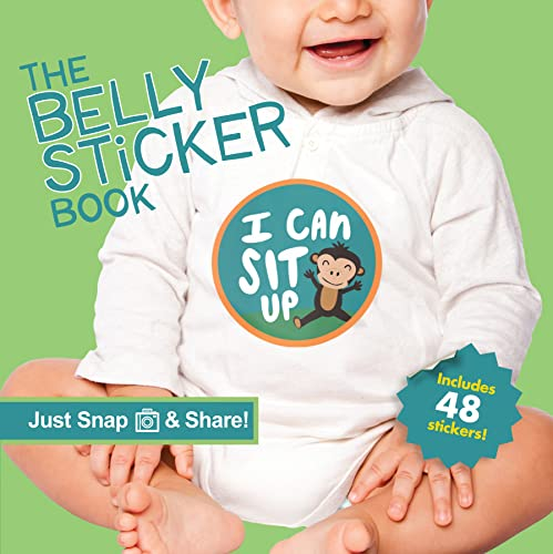 The The Belly Sticker Book By Duopress Labs