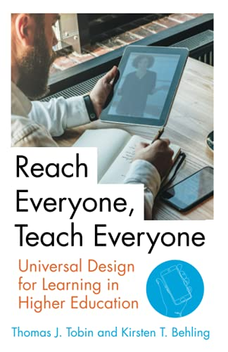 Reach Everyone, Teach Everyone By Thomas J. Tobin