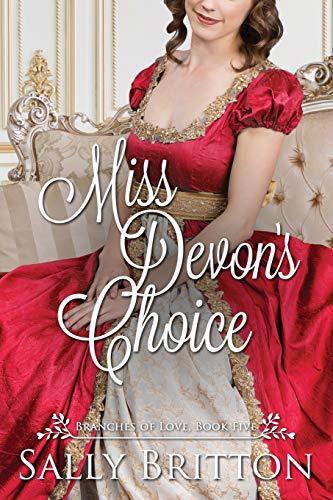 Miss Devon's Choice By Sally Britton