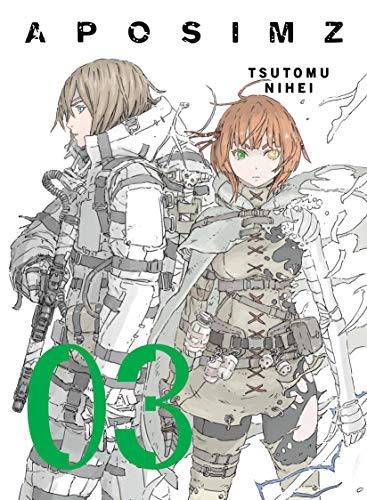Aposimz, Volume 3 By Tsutomu Nihei
