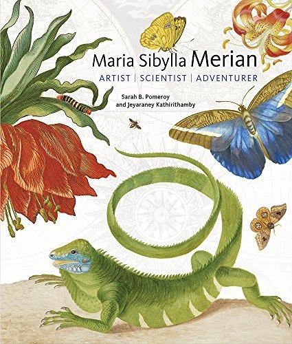 Maria Sibylla Merian - Artist, Scientist, Adventurer von Sarah B Pomeroy