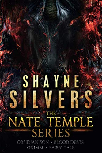 The Nate Temple Series: Books 0-3 (The Nate Temple Series Boxsets) By Shayne Silvers