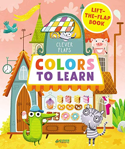 Colors to Learn By Ekaterina Guscha