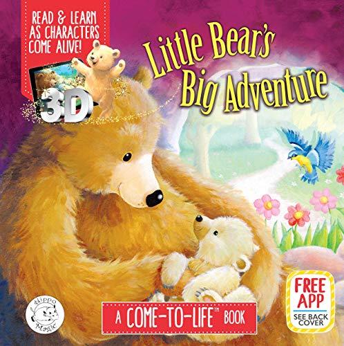 Little Bear's Big Adventure (Ar) By Julia Hubery