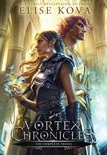Vortex Chronicles By Elise Kova