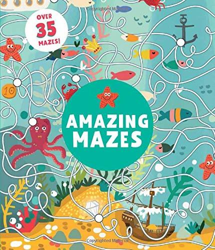 Amazing Mazes By Inna Anikeeva