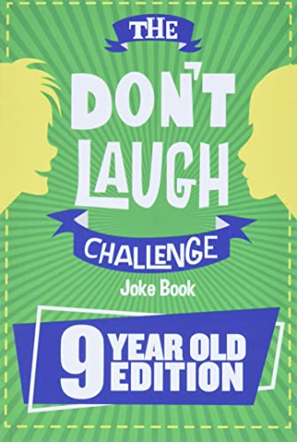 The Don't Laugh Challenge - 9 Year Old Edition By Billy Boy