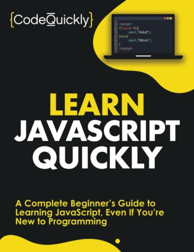 Learn JavaScript Quickly By Code Quickly