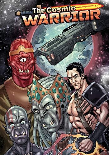 The Cosmic Warrior Issue #2 By Jon Del Arroz