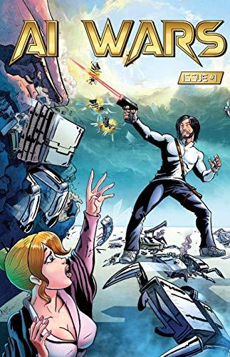 AI Wars #1 By Jon Del Arroz