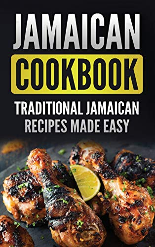 Jamaican Cookbook By Grizzly Publishing
