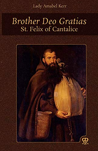 Brother Deo Gratias By Amabel Kerr