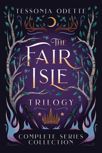 The Fair Isle Trilogy By Tessonja Odette
