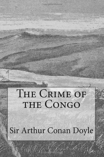 The Crime of the Congo By Taylor R Anderson