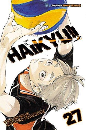 Haikyu!!, Vol. 27 By Haruichi Furudate