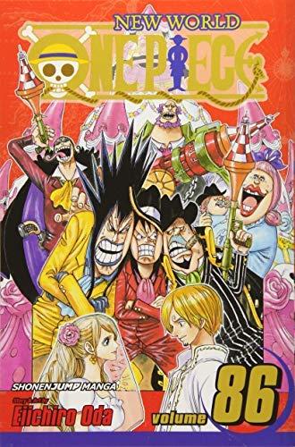 One Piece, Vol. 86 By Eiichiro Oda