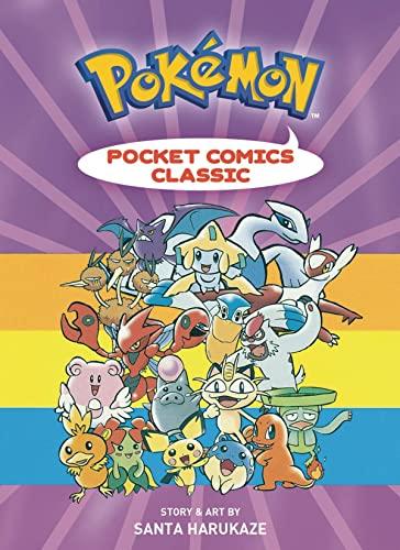 Pokemon Pocket Comics: Classic By Santa Harukaze