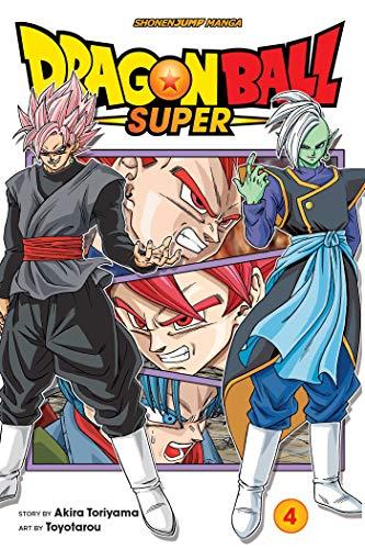 Dragon Ball Super 4 By Akira Toriyama