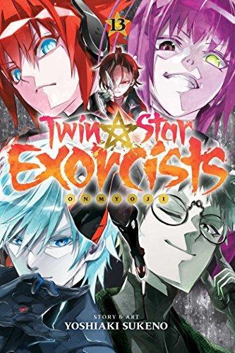 Twin Star Exorcists, Vol. 13 By Yoshiaki Sukeno