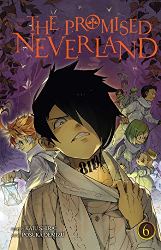 The Promised Neverland, Vol. 6 By Kaiu Shirai