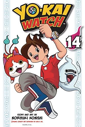 YO-KAI WATCH, Vol. 14 By Noriyuki Konishi