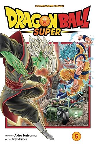 Dragon Ball Super 5 By Akira Toriyama