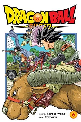 Dragon Ball Super, Vol. 6 By Toyotarou
