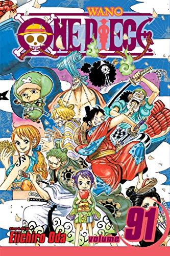 One Piece, Vol. 91 By Eiichiro Oda