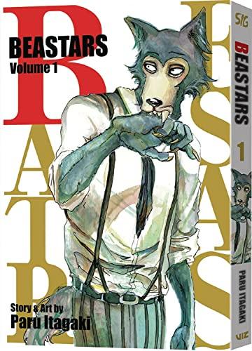 BEASTARS, Vol. 1 By Paru Itagaki
