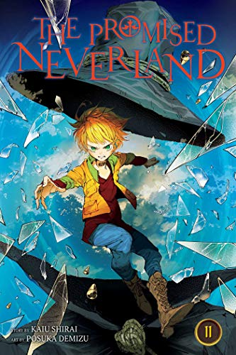The Promised Neverland, Vol. 11 By Kaiu Shirai